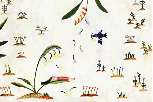 青い鳥の贈り物 パティスリージュードミュゲ5周年記念