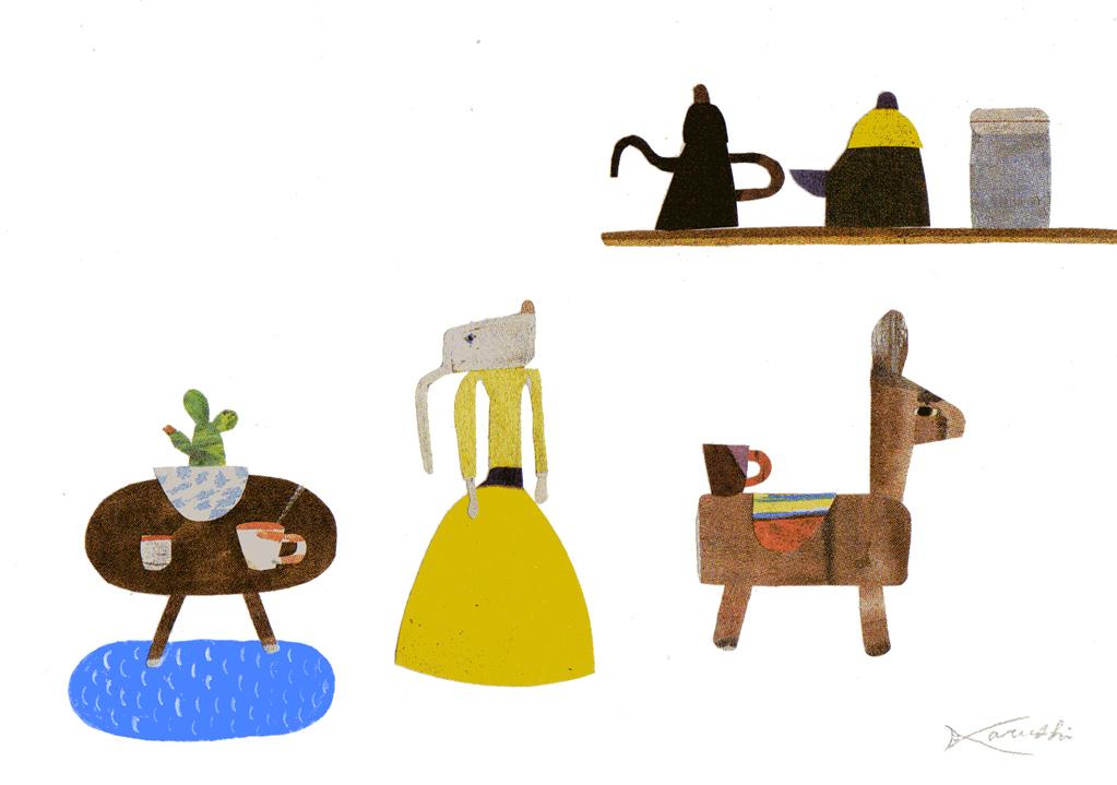 木馬カフェ